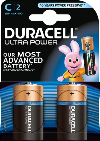 Duracell Ultra Power C LR14 10x2-p