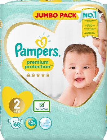 Pampers Baby Dry Pants S7 17+kg 1x60-p MB