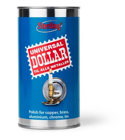 Sterling Dollar Metallputs 6x500ml