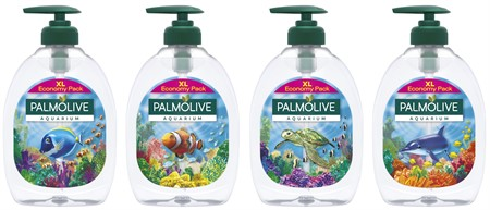 Palmolive Flyt Tvål Aquarium Pump 12x300ml