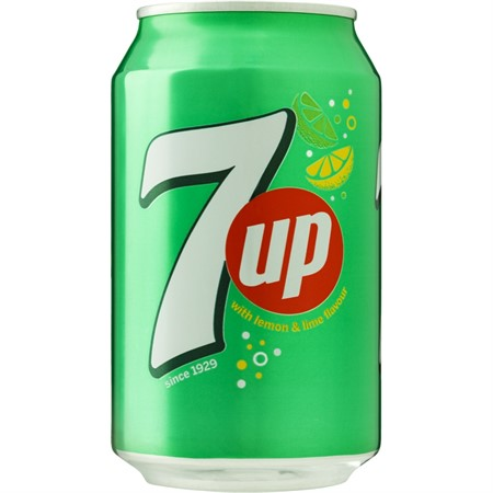 7up 33cl Burk 24-p
