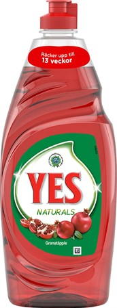 YES Handdiskmedel Granatäpple 16x650ml