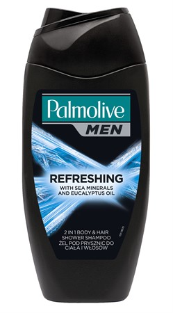 Palmolive Dusch For Men Blue 12x250ml