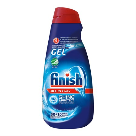 Finish Maskindiskmedel All in 1 Max Gel 5x900ml