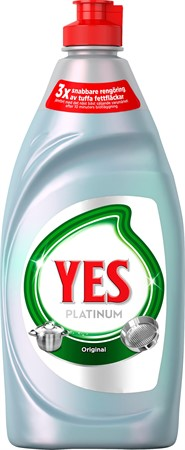 YES Handdiskmedel Platinum Original 16x480ml