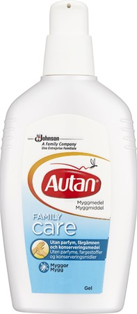 Autan Family Care Gel 12x100ml