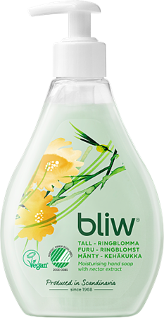 Bliw Tvål Tall & Ringblomma Pump 8x300ml