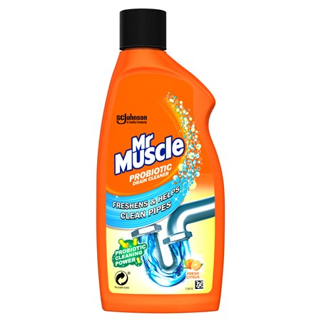 Mr Muscle Drain Probiotic 6x500ml