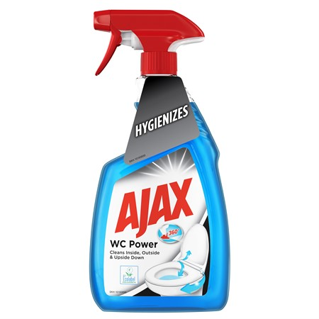 Ajax Wc Power Spray 12x750ml