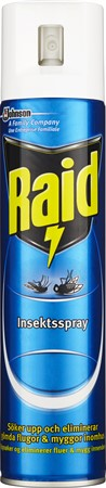 Raid by Radar Insektsspray 12x300ml