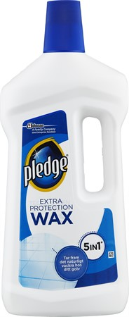 Pledge Extra Protection Plus Wax 6x750ml