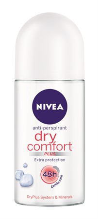 Nivea Deo Comfort Roll-on 6x50ml