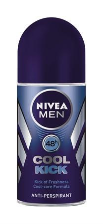 Nivea Men Deo Cool Kick Roll-on 6x50ml