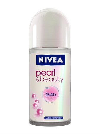 Nivea Deo Pearl&Beauty Roll-on 6x50ml