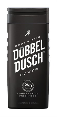 Dubbeldusch Power 12x250ml