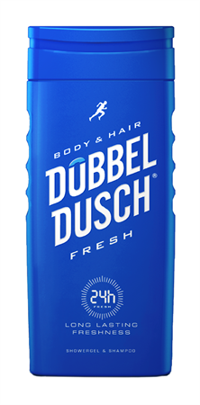 Dubbeldusch Fresh 12x250ml