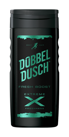 Dubbeldusch Fresh Boost Extreme 12x250ml