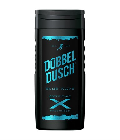 Dubbeldusch Blue Wave Extreme 12x250ml