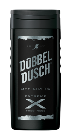 Dubbeldusch Off Limits Extreme 12x250ml