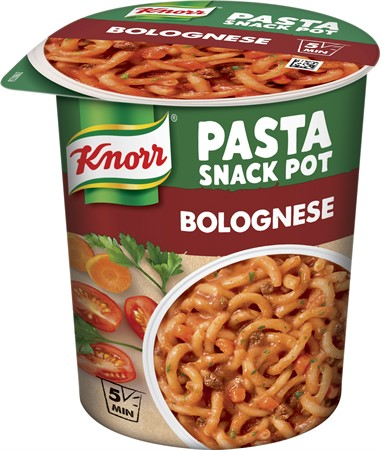 Knorr Snackpot Bolognese 8x68g