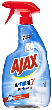 Ajax Bathroom Spray 12x750ml