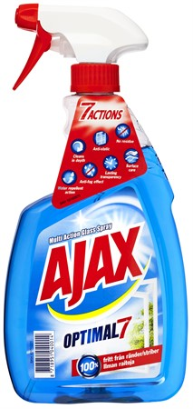 Ajax Multi Action Spray Glas 12x750ml