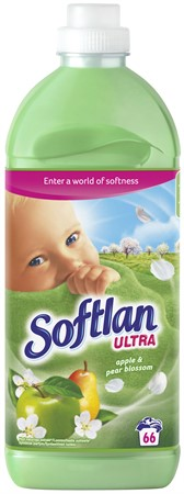 Softlan Apple & Pear Blossom 12x1000ml