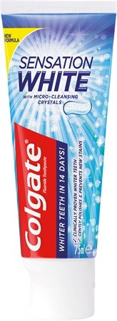 Colgate Tandkräm Sensation White 12x75ml