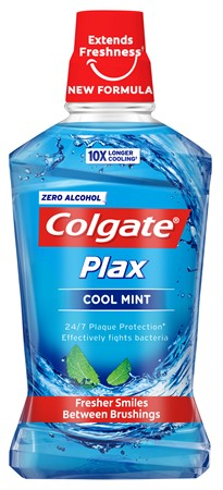 Colgate Munskölj Plax Cool Mint 6x500ml