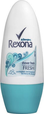 Rexona Deo Roll-on Shower Fresh 6x50ml